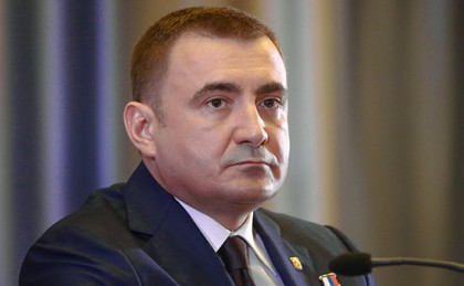Alexei Dyumin introduced as Tula Region Acting Head