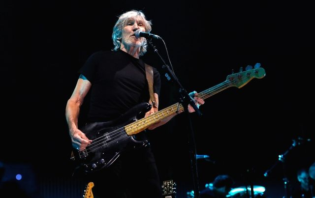 Musician Roger Waters performs at Staples Center in Los Angeles, California, U.S., June 20, 2017.   REUTERS/Mario Anzuoni - RC1FF6DFE8A0